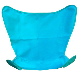 Butterfly Chair Teal Replacement Cover