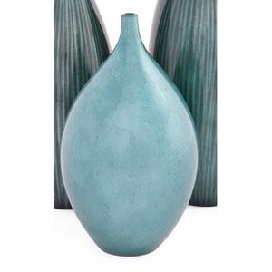 Blue Grey Small Bud Vase