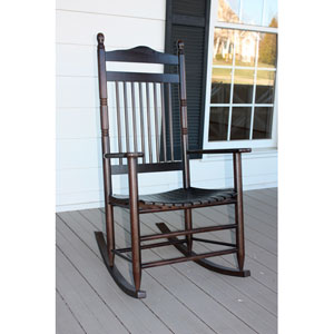 Walnut Adult Rocker