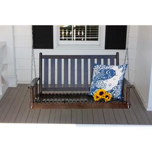 Walnut Porch Swing