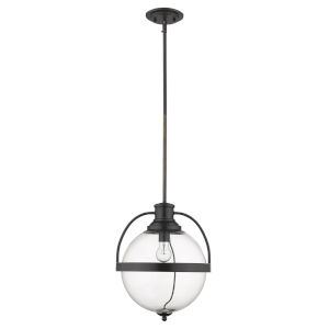 Kassian Oil Rubbed Bronze One-Light Pendant
