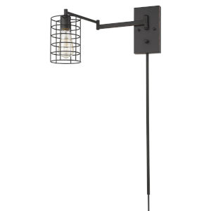 Jett Oil Rubbed Bronze One-Light Wall Sconce