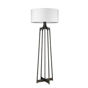 Lancet Oil-Rubbed Bronze One-Light Floor Lamp