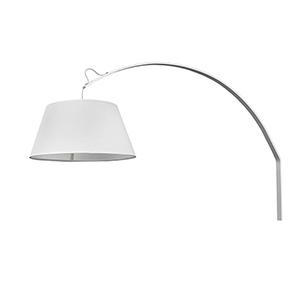 Della White 18-Inch One-Light Wall Sconce