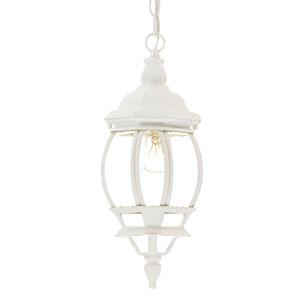 Chateau Textured White Hanging Lantern