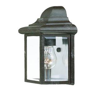Marbleized Mahogany pocket lantern One-Light Pocket Lantern