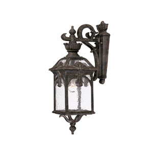 Belmont Black Coral One-Light 20.5-Inch Outdoor Wall Mount
