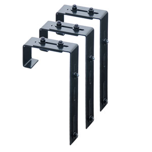 Adjustable Deck Rail Bracket Three-Pack