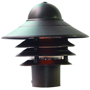 Mariner Architectural Bronze One-Light Post Head