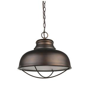 Ansen Oil Rubbed Bronze One-Light Pendant