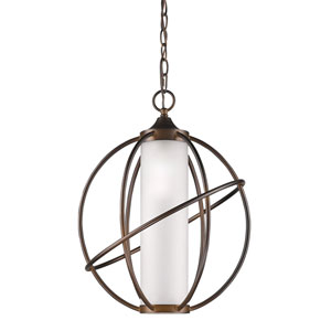 Loft Oil Rubbed Bronze One-Light Pendant