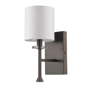 Kara Oil Rubbed Bronze One-Light Wall Sconce