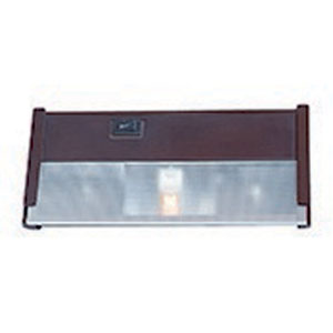 Bronze One-Light Undercabinet Bar Light