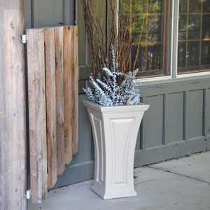 Cambridge Clay Tall Planter
