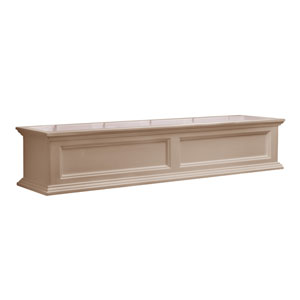 Fairfield Clay 60-Inch Window Box