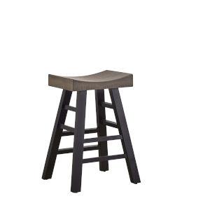 Cheyenne Graphite 29-Inch Bar Stool