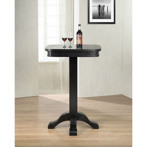 Sarsetta Pub Table in Peppercorn
