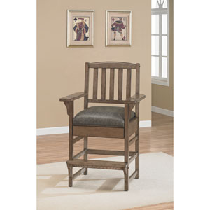 King Glacier 48.25-Inch Bar Chair