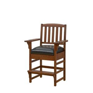 King Vintage Oak Chair