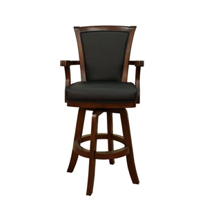 American Heritage Billiards Salvatore Buckeye Bar Stool