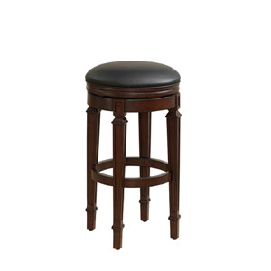 Cambridge Espresso Bar Height Stool in Espresso