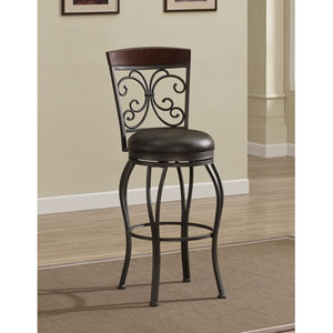 Amelia 26-Inch Swivel Bar Stool