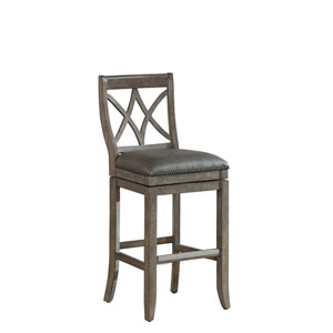 Hadley Glacier 41-Inch Counter Stool