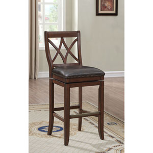 Hadley Counter Height Stool in Sable