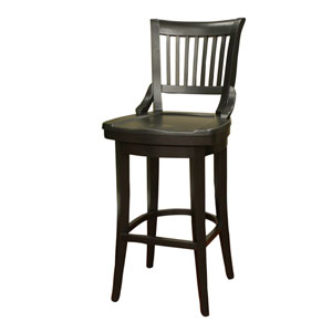Liberty Black Counter Stool