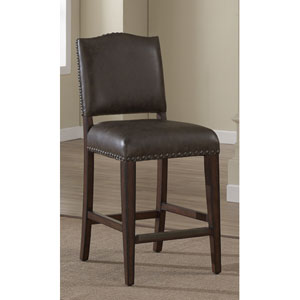 Worthington Stationary 26-Inch Bar Stool