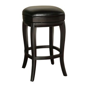 Madrid Black Counter Height Stool