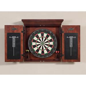 Athos Sierra 25.25-Inch Dart Board