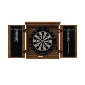 Gateway Dart Board Cabinet Set