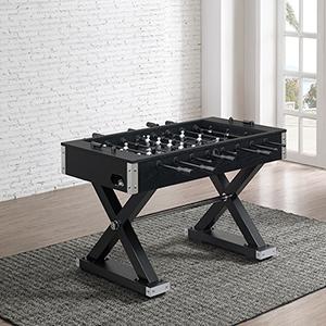 Element Foosball Table in Black