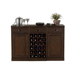 Natalia Navajo Modular Wine Cabinet, 3 Piece Set