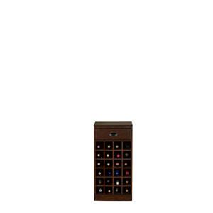 Natalia Navajo Modular Wine Cabinet, Center Piece