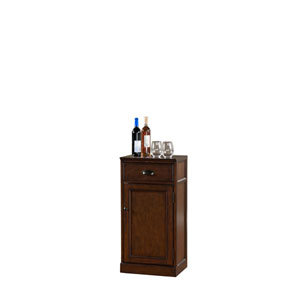 Natalia Navajo Modular Wine Cabinet, Right Piece