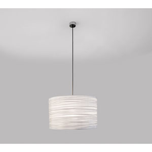 Silence Chrome LED Pendant