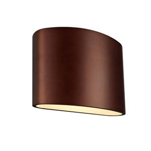 Encore Bronze LED Wall Sconce