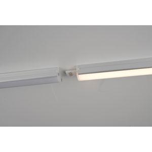 LEDbar Silver 3000K LED 24-Inch Linear Cove Light