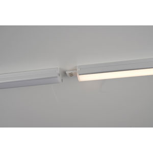 LEDbar Silver 4000K LED 24-Inch Linear Cove Light