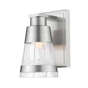 Ethos Brushed Nickel LED Bath Sconce