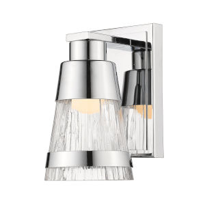 Ethos Chrome LED Bath Sconce