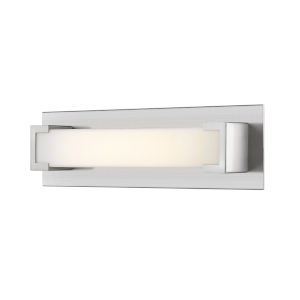 Elara Brushed Nickel 22-Inch LED Bath Vanity