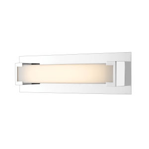 Elara Chrome 22-Inch LED Bath Vanity