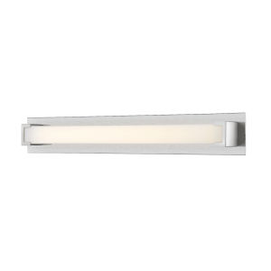 Elara Brushed Nickel 39-Inch LED Bath Vanity