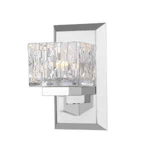 Rubicon Chrome LED Bath Sconce