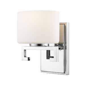 Privet Chrome LED Bath Sconce