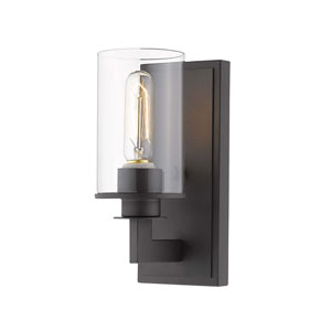 Savannah Bronze One-Light Wall Sconce