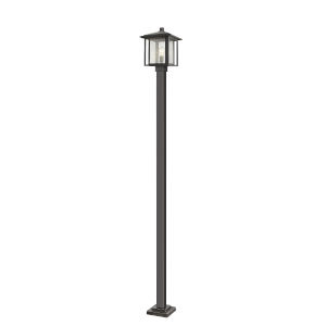 Aspen Oil Rubbed Bronze One-Light Outdoor Post Mount